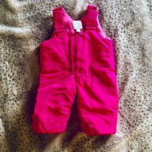 The Children's Place Snow Overalls
